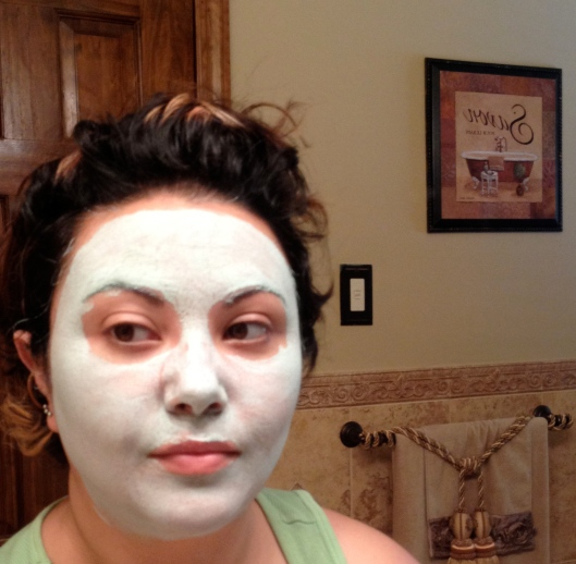 Freeman facial clay mask review